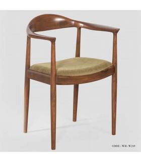 صندلی ناهارخوری چوبی مدل 249