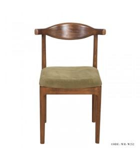 صندلی چوبی نیلوفر مدل 252
