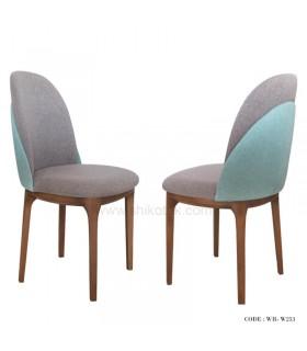 صندلی دو پوسته چوبی مدل 253