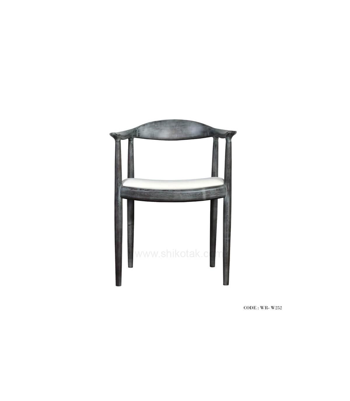 خرید انلاین سرویس میز و صندلی ناهار خوری پایه خراطی شش نفره مدل 249