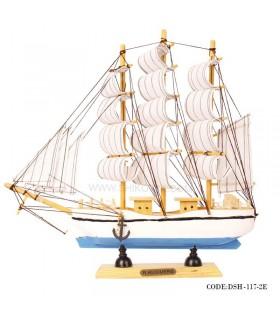 خرید مجسمه ی کشتی بادبان دارسری E