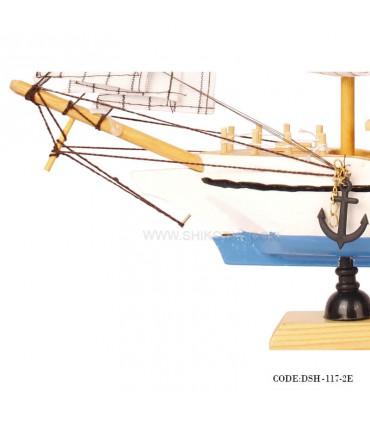قیمت مجسمه ی کشتی بادبان دارسری E