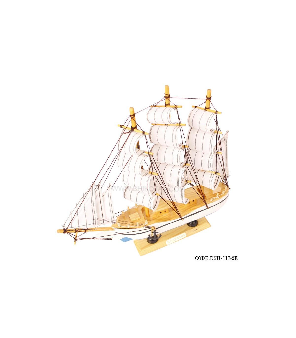 سفارش مجسمه ی کشتی بادبان دارسری E