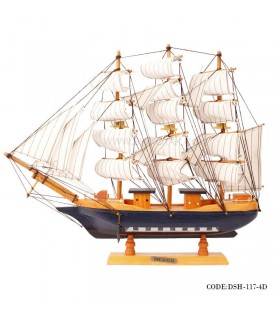 خرید کشتی لنگردار دکوری مدل مکزیکو