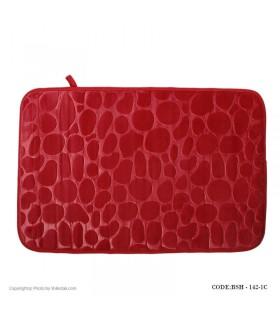 فرش پادری سنگی قرمز