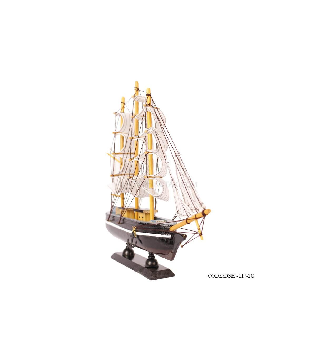 فروش کشتی بادبانی زیبا سری C