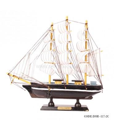 کشتی بادبانی زیبا سری C