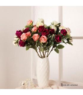 گل مصنوعی رز