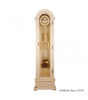 ساعت کلاسیک ایستاده مدل DANTE رنگ نسکافه ای