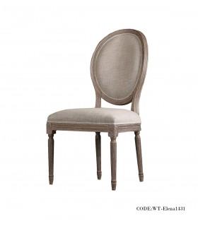 صندلی ناهار خوری بدون دسته مدل ELENA