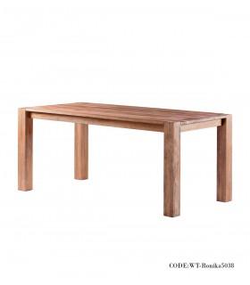 میز ناهارخوری 8 نفره مدل RONIKA
