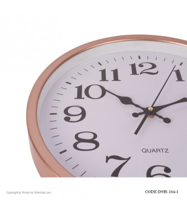 تصویر ساعت دیواری کلاسیک Golden Roz
