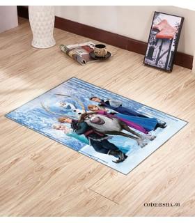 پادری و فرش فرش اتاق کودک طرح السا مدل 98