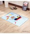 پادری و فرش اتاق کودک طرح KIDS مدل 102