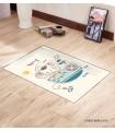 پادری و فرش اتاق کودک طرح فیل مدل 104