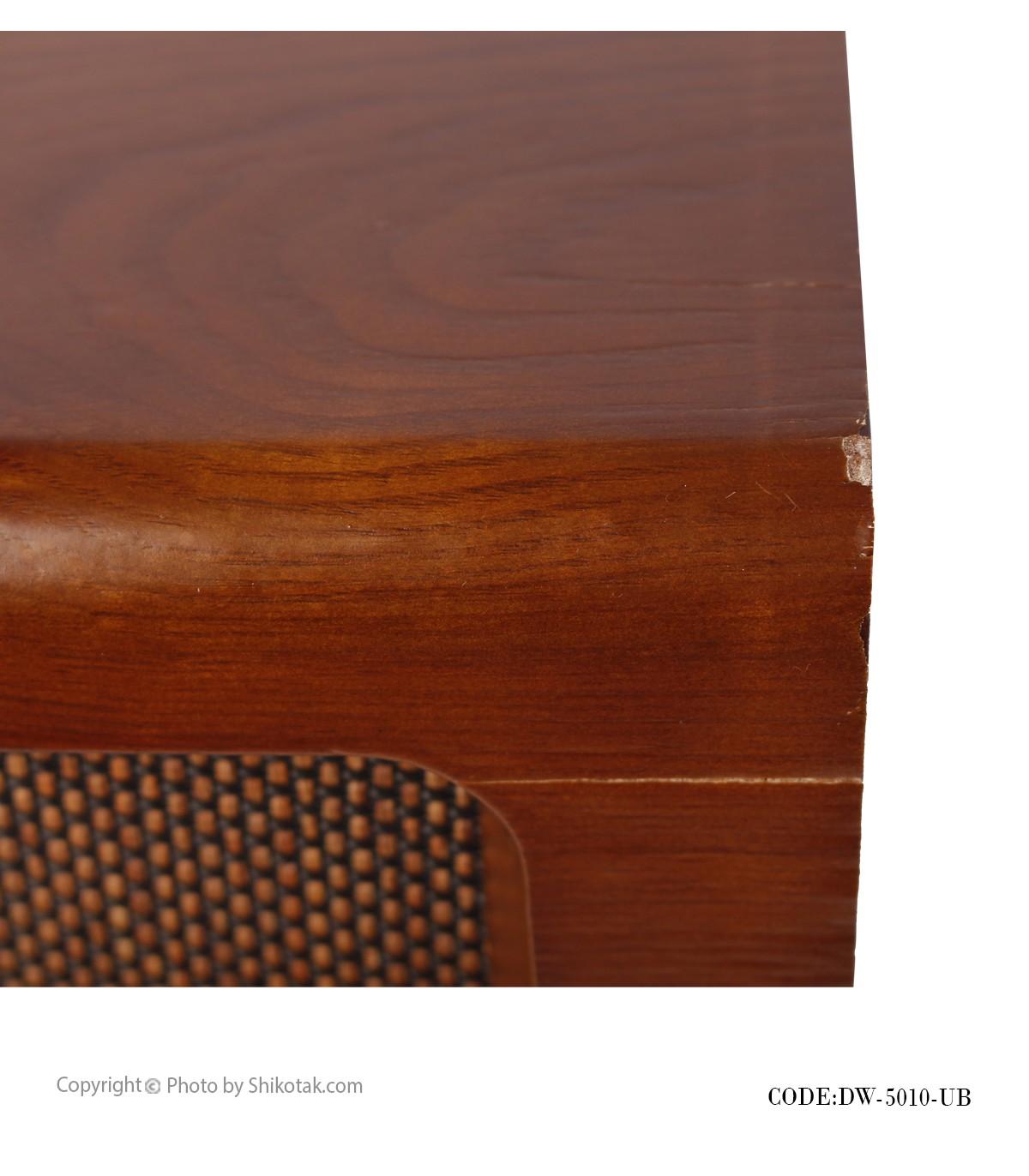 نمای نزدیک بدنه چوبی رایدو کلاسیک برنارد