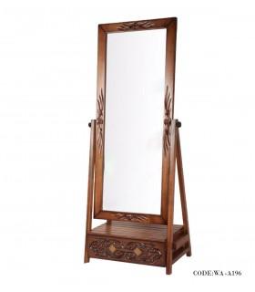 خرید آینه قدی طرح دار سری A196