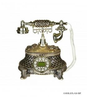 خرید تلفن رومیزی کلاسیک برنز مدل 920BP