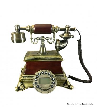 خرید تلفن سلطنتی رومیزی دکمه ای مدل 5115A