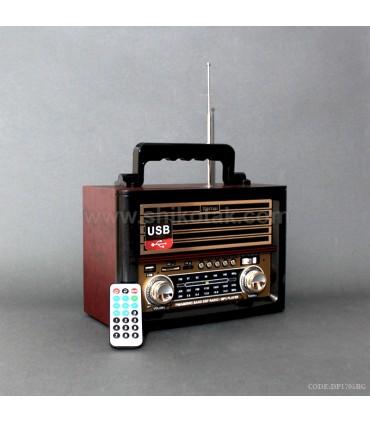 رادیو طرح قدیمی مدل کینگ
