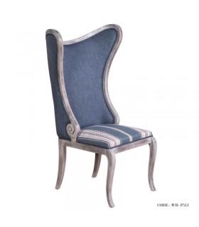صندلی گوشواره دار سرویس مبل و میزناهار خوری طرح پشتی های خمیده