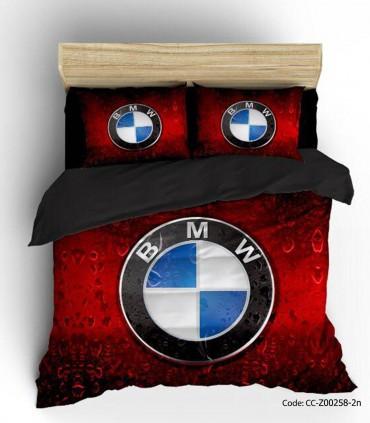 خرید سرویس روتختی و ملحفه مدل BMW