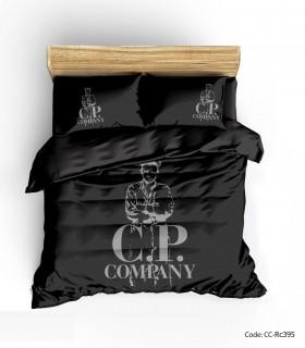 خرید ست روتختی و ملحفه کشدار مدل CP COMPANY