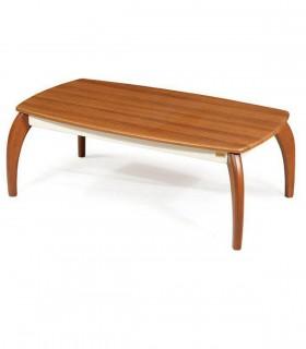 خرید میز وسط چوبی نیولوکس مدل 0059
