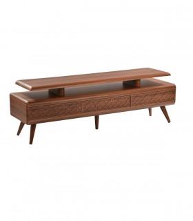 خرید میز تلویزیون چوبی اسلیمی مدل 320