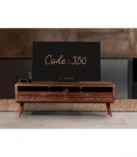 خرید انلاین میز تلویزیون مدرن طرح خورشید مدل 350