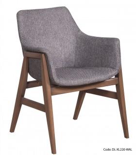 خرید صندلی ناهار خوری دسته چوبی کد 232