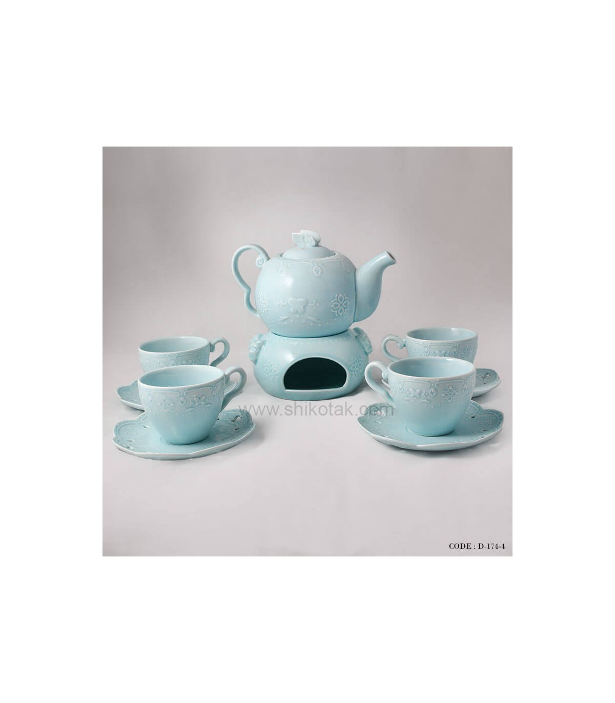 ست چای خوری 11پارچه