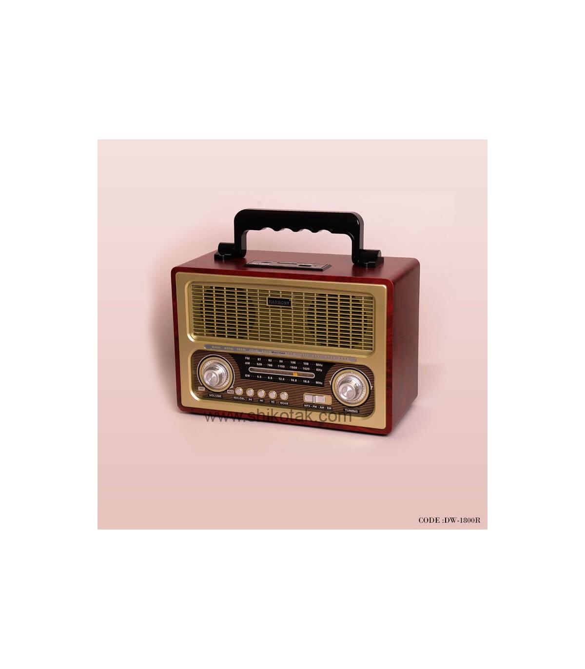 رادیو کلاسیک مدل مارتی