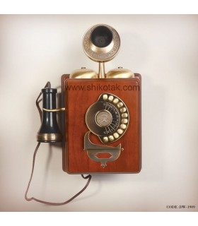 تلفن لوکس طرح قدیمی سری 1909