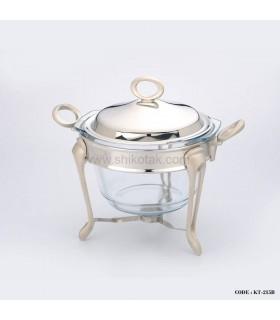 سوپ خوری استیل مدل حلقه ای
