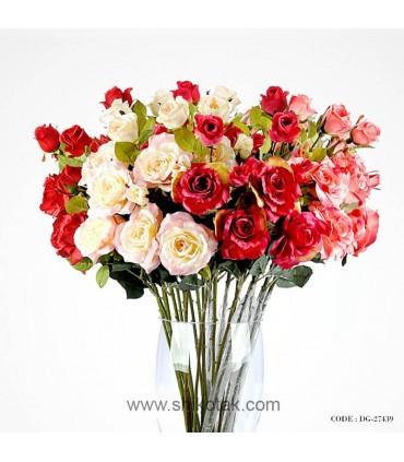 گل سرخ مصنوعی