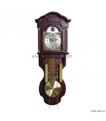 ساعت دیواری پاندول دار کلاسیک سری 213