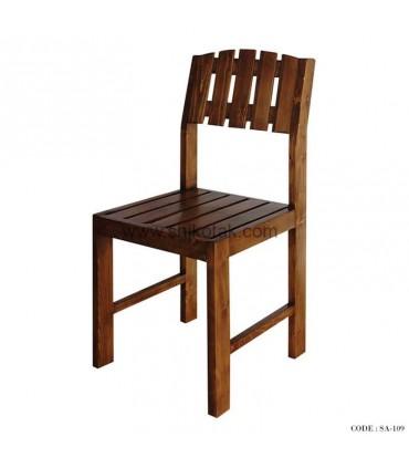 صندلی ناهار خوری چوبی سری 109