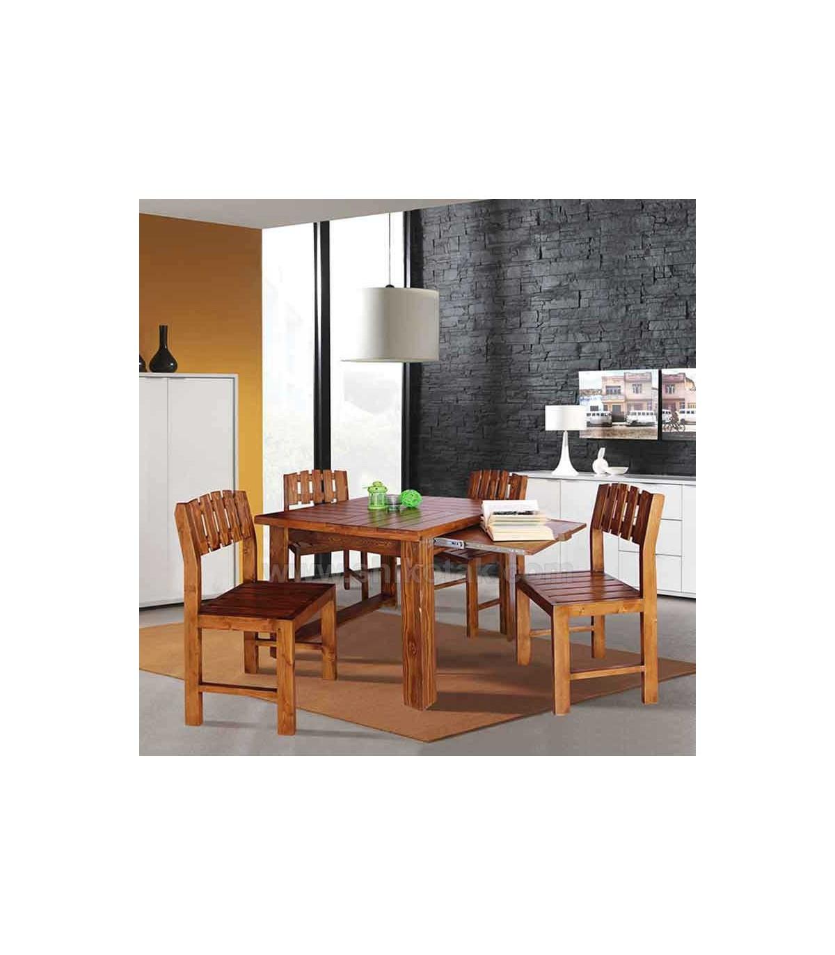 مدل صندلی ناهار خوری چوبی سری 109