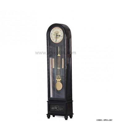 ساعت ایستاده پاندول دار چوبی سری 207