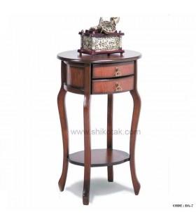 میز تلفن چوبی سری 7