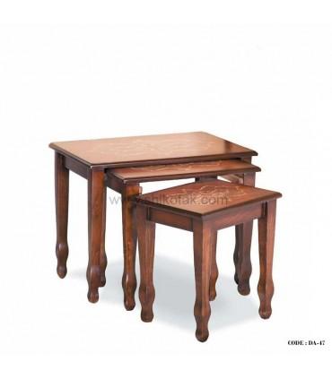 جلو مبلی و میز عسلی سری 47