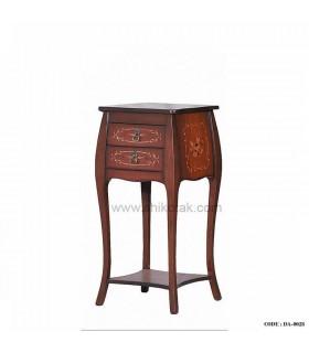 میز تلفن چوبی سری 0028