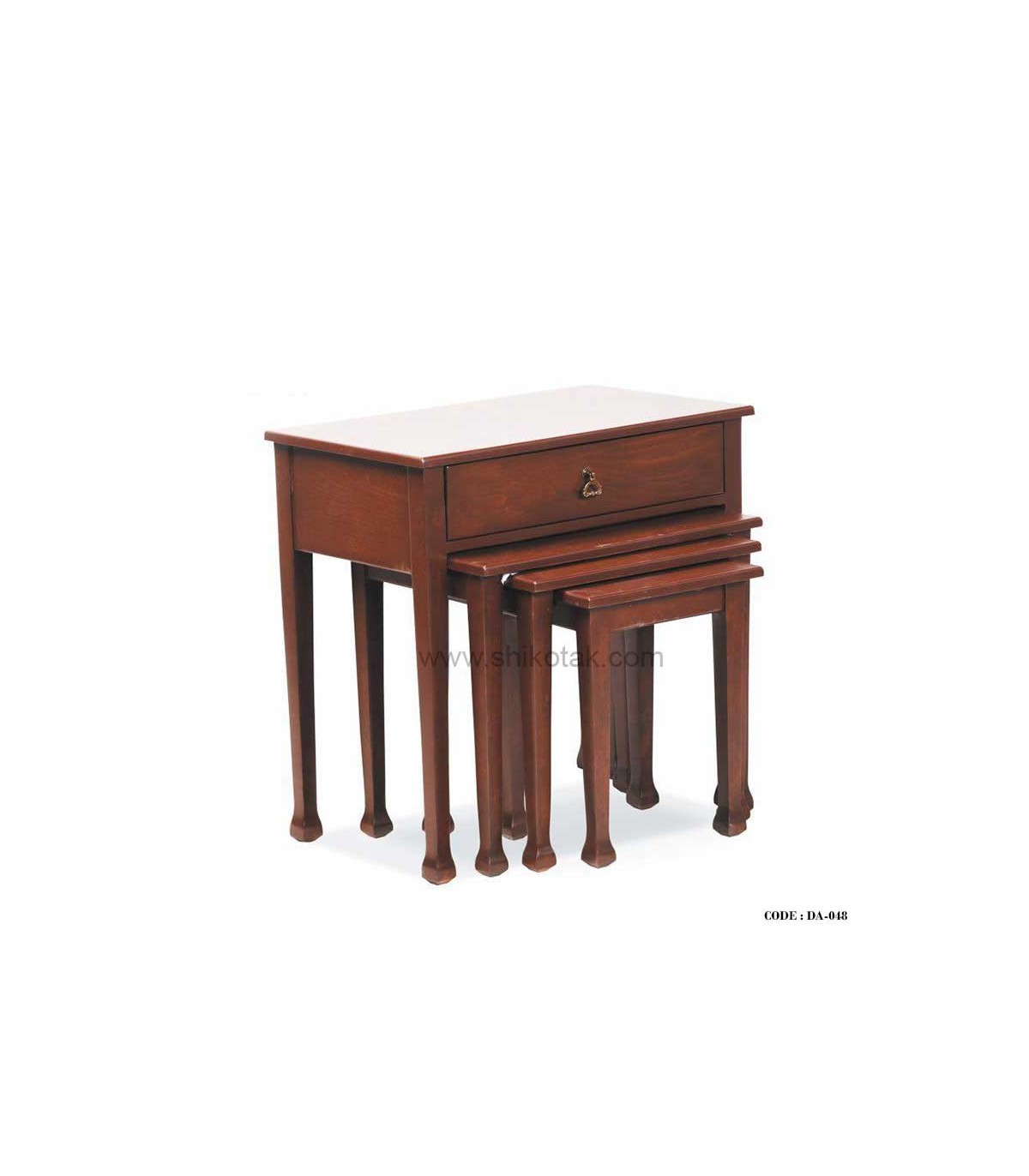 میز عسلی جلو مبلی  سری 048