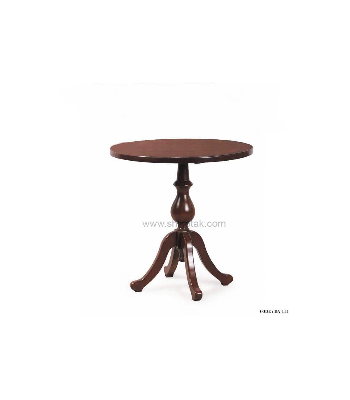 میز خاطره چوبی سری 111