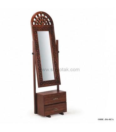 آینه قدی کلاسیک  سری 017A