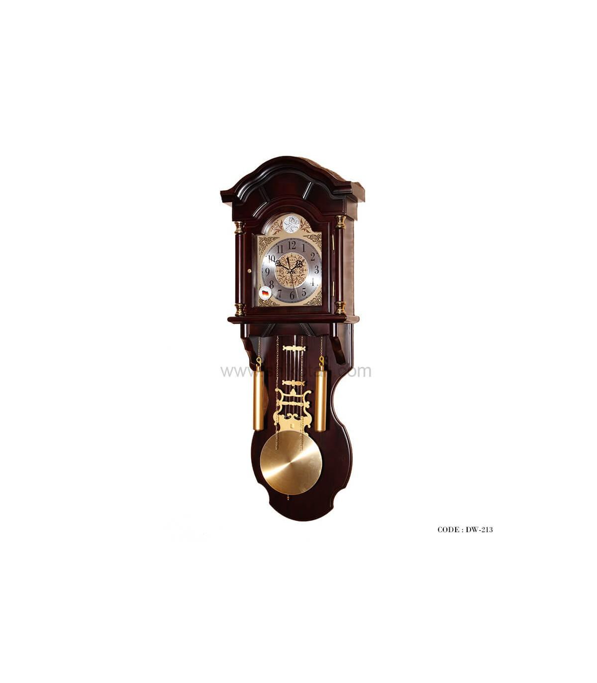 مدل ساعت دیواری پاندول دار کلاسیک سری 213