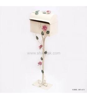 صندوق پستی منازل طرح گل