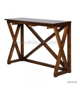 میز ناهارخوری چوبی تاشو سری 438