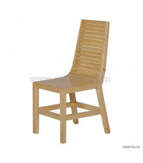 مدل صندلی چوبی سری 120